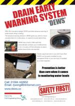 Drain Early Warning System