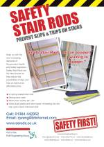 Safety Stair Rods